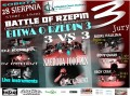 BITWA O RZEPIN 3- BATTLE OF RZEPIN - 3 EDITION-3 VS 3