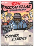 10TH ROCKAFELLAZ CREW ANNIVERSARY CYPHER ESSENCE