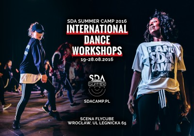 SDA Summer Camp 2016 - International Dance Workshops