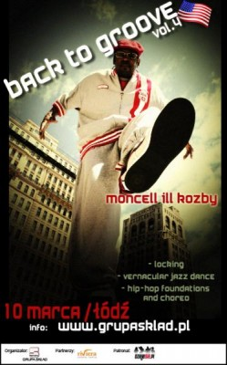 BACK TO GROOVE vol.4 - Moncell iLL Kozby / Grupa Skład