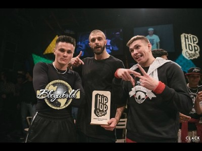 3on3 Finał Bboying na HIP OPSESSION 2017