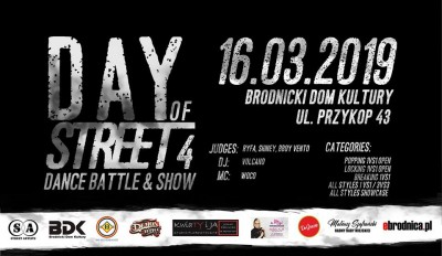 DAY of Street 4 - Dance/Battle&Show