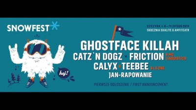 Ghostface Killah na SnowFest Festival 2019