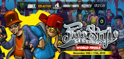 Freestyle Session World Finals 2018