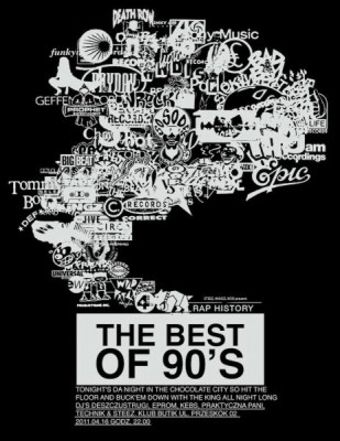 RAP HISTORY WARSAW - THE BEST OF 90S !!!
