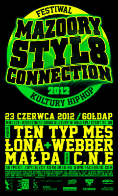 Mazoory Style Connection 8 - Mes / Łona / Małpa
