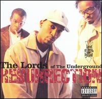 Album: Lords of the Underground: Resurrection