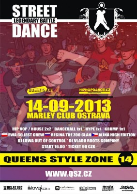 QUEENS STYLE ZONE 14: Hip Hop / House, Dancehall, Hype & Krump Battle