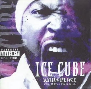 Album: Ice Cube - War & Peace Vol. 2 (The Peace Disc)