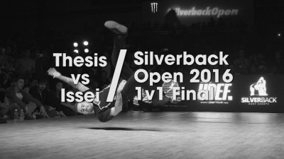 Finał 1vs1 na Silverback Open 2016: Thesis vs Issei