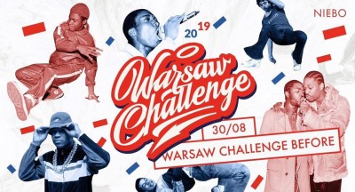 Before Party Warsaw Challenge - Plash One x DTL x Hubson