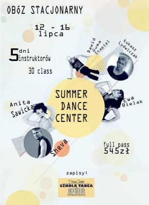Summer Dance Center