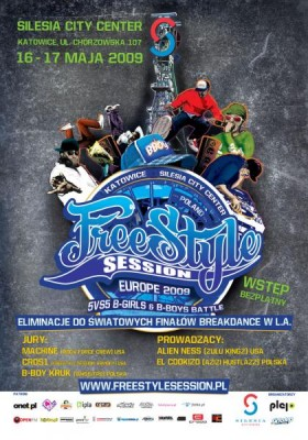 FREESTYLE SESSION EUROPE DAY 1