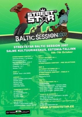 Street Star Baltic Session 2007