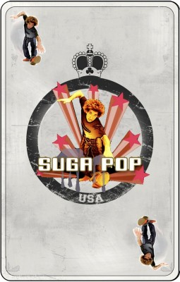 TWÓRCA POPPINGU - SUGA POP (USA) NA FAIR PLAY DANCE CAMP 2011!!!