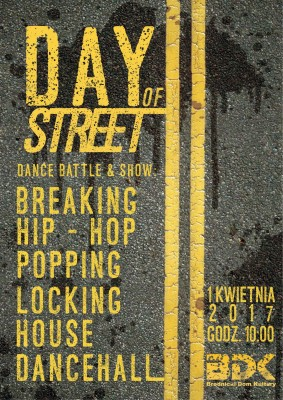 Day of Street 2 - Dance Battle & Show