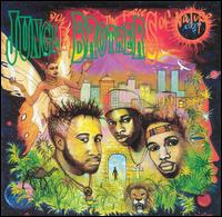 Album: Jugle Brothers: Done by the Forces of Nature