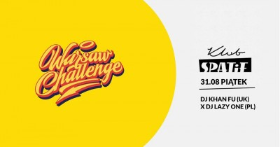Before Party Warsaw Challenge x KhanFu x Lazy One