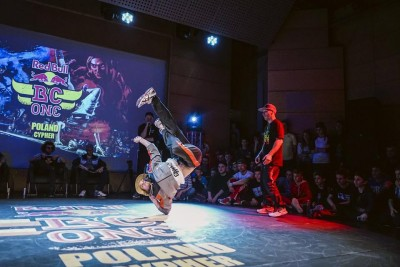 Red Bull BC One Poland Cypher 2017!