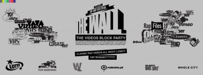 THE VIDEOS BLOCK PARTY x THE WALL FESTIVAL / Diox, Kosi, Numer Raz, Blekot & Steez / premiera klipu JWP / PLAC ZABAW