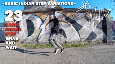 Nauka Breakdance: Toprocki 100 wariacji Indian Stepa cz.3 by Bboy Medit