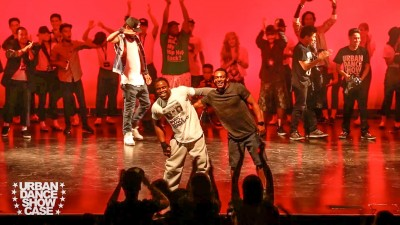 Bboy Junior VS Bboy Neguin / URBAN DANCE CAMP