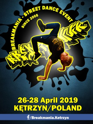 BREAKMANIA 2019 - HIP HOP BATTLE / FORMACJE