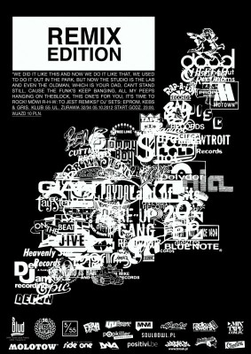 Rap History Warsaw - The REMIX Edition - DJs: Eprom, Kebs & Gris