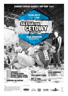 Silesia For Cetowy /// Hip Hop One Love