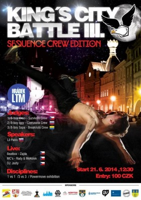 Kings City Battle vol.3 - Sequence Crew edition