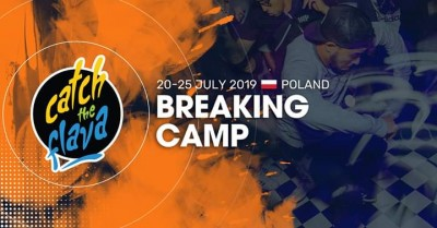 Catch The Flava Breaking Camp 2019