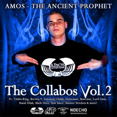 Amos The Ancient Prophet - The Collabos Vol. 2