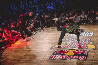 Top 16 - Red Bull Bc One Poland Cypher 2017