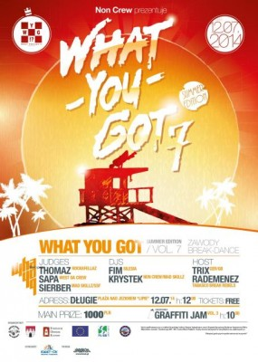 WHAT YOU GOT VOL. 7, SUMMER EDITION