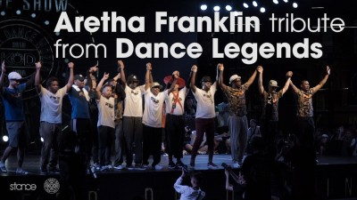 Dance Legends na KOD w hołdzie dla Arethy Franklin