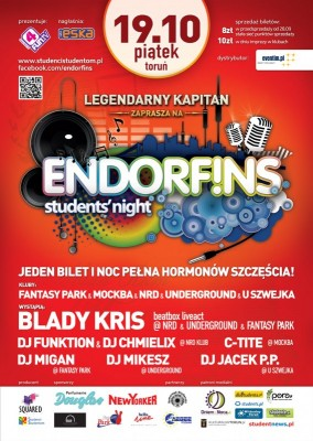 Endorfins - Student's Night