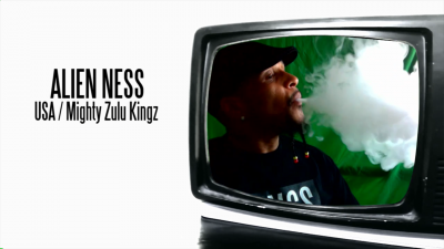 Wywiad z Alien Nessem (USA / Mighty Zulu Kingz) - THE PATH OF THE BRONX BOY