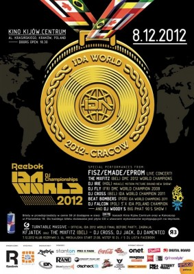 IDA WORLD FINAL 2012 OFFICIAL BEFORE PARTY