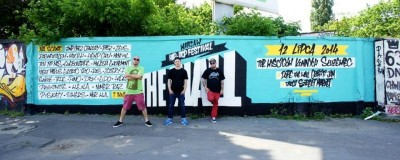 Molesta Ewenement zaprasza na The Wall Warsaw Hip-Hop Festival!