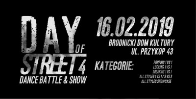 Day of Street 4 - Dance/Battle & Show