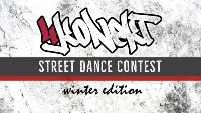 4Konekt Street Dance Contest - Winter Edition