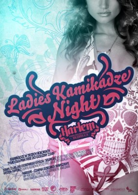 LADIES KAMIKADZE NIGHT
