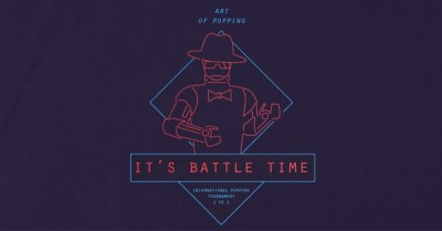 Art of Popping Its Battle Time