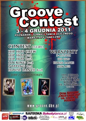GROOVE CONTEST