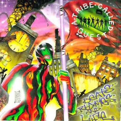 Album: A Tribe Called Quest: Beats, Rhymes and Life