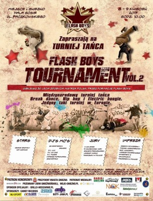 Flash Boys Tournament 2017