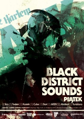 BLACK DISTRICTS SOUNDS