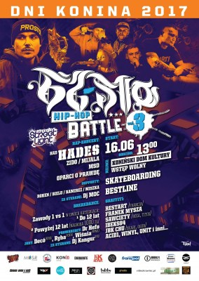 62510 Hip-Hop Battle vol.3