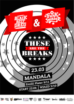 These are the Breaks |  23.03  | Mandala