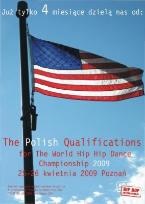 The Polish Qualifications for The World Hip Hop Dance Championship 2009